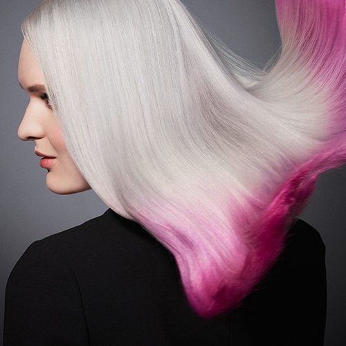 Friseur Haarfarbe und Tönung