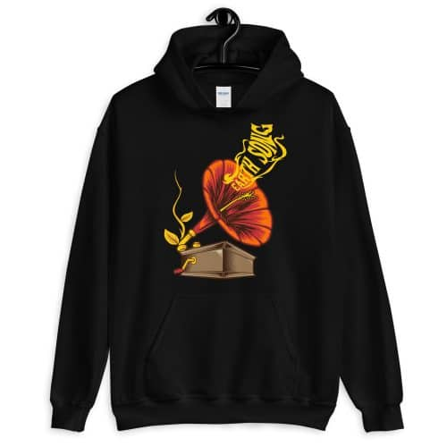 Earth Song Front Pocket Hoodie