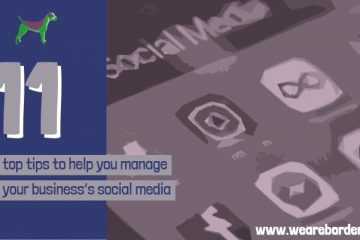 FREE social media top tips guide