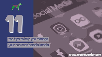 Download our Social Media top tips guide
