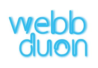 webbduon logga