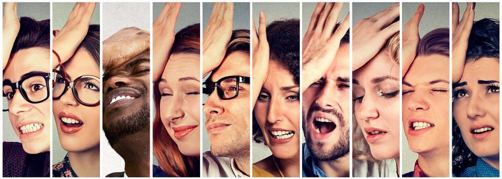 Topp 10-lista på misstag som säljare gör när de skapar listningsfoton