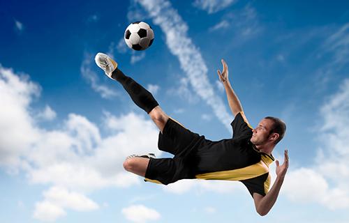 website maken voetbal