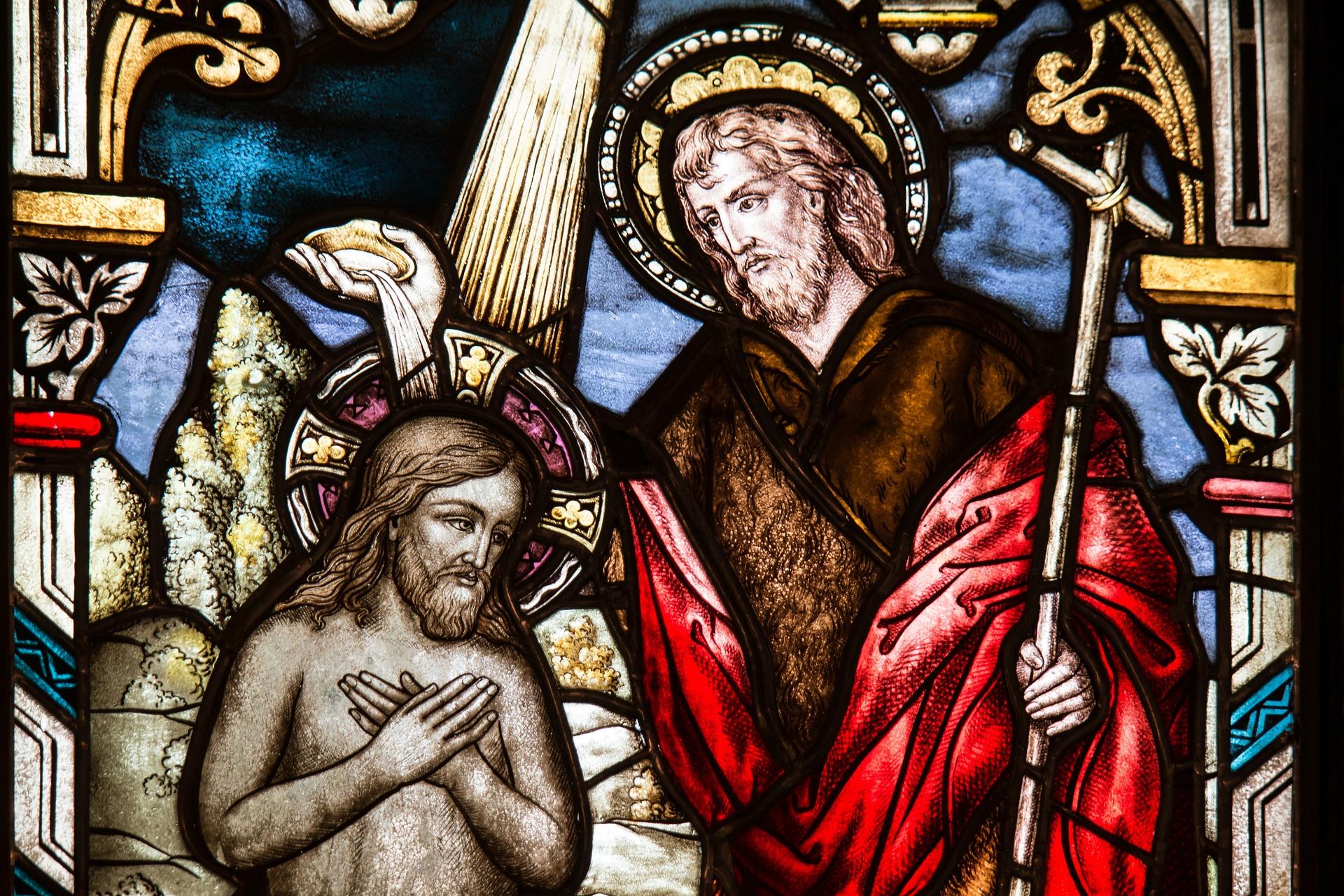 Jesu dåb