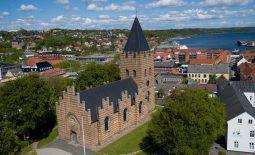 Afsked fra Hobro Kirke
