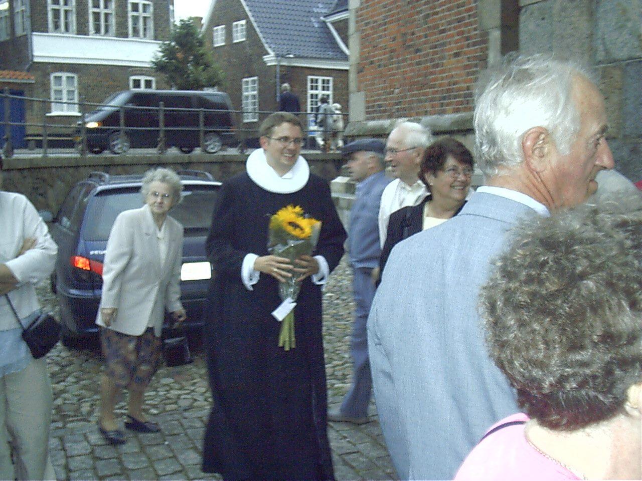 Ordination i Ribe Domkirke