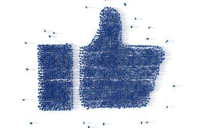 Fyra typer av Facebook-gillare