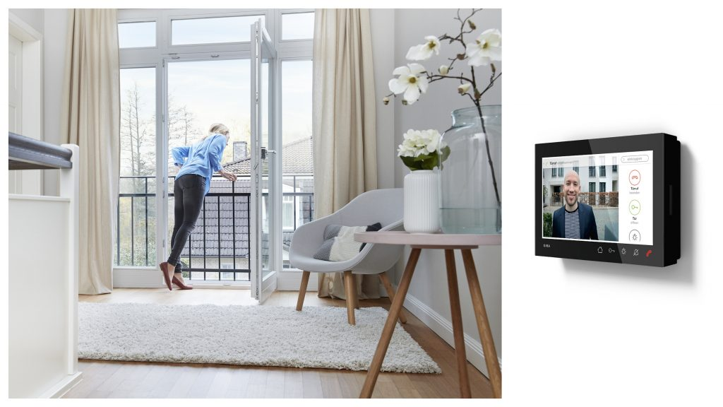 Gira-Wohnungsstation Video AP 7