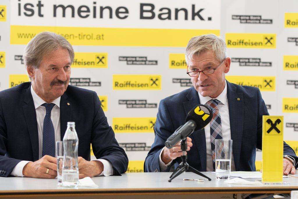 Raiffeisen Tirol, Raiffeisen-Regionalbank Schwaz, Quartier am Raiffeisenplatz