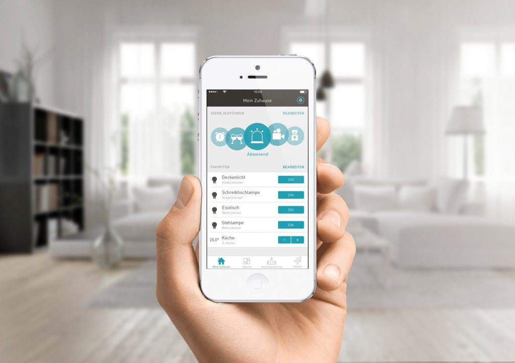 Gira und eNet Smart Home