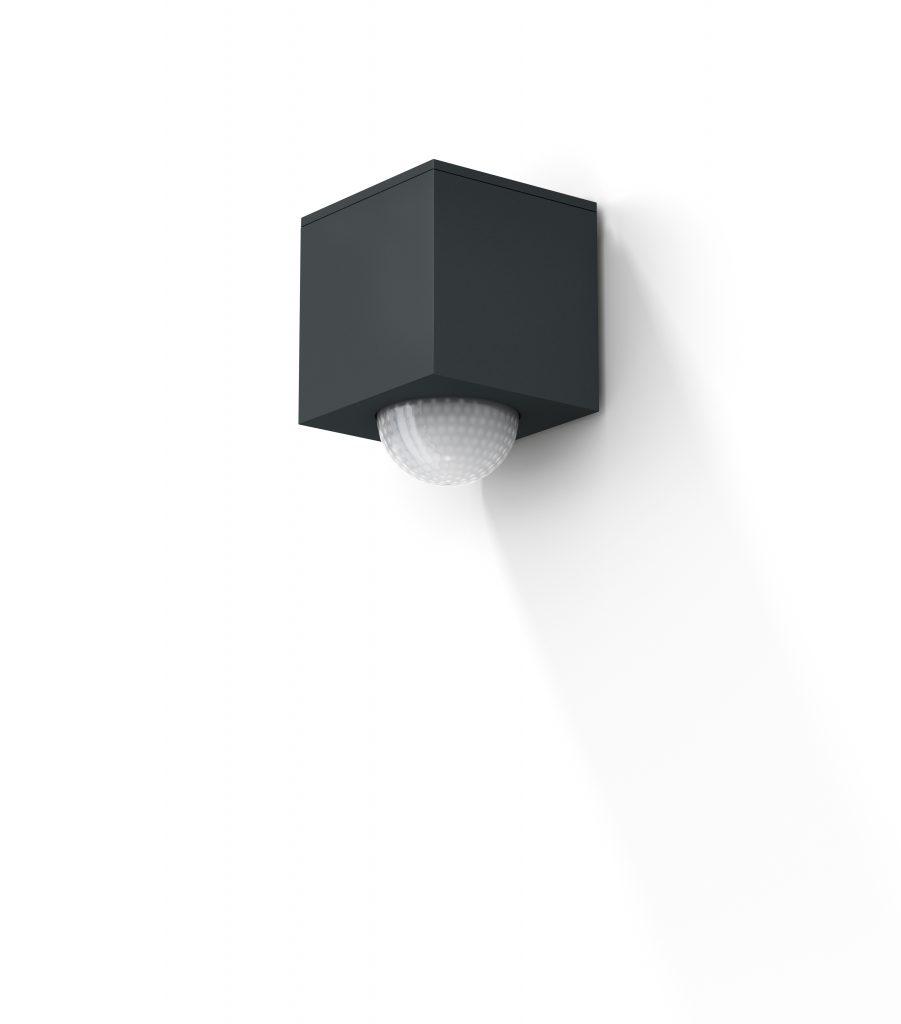 Gira Neuheiten 2020: Gira Bewegungsmelder Cube