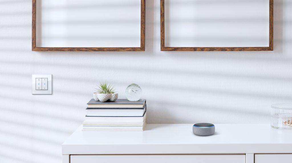Gira Net Smart Home Sprachsteuerung