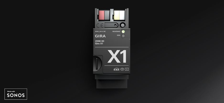 Gira Mini-iServer X1