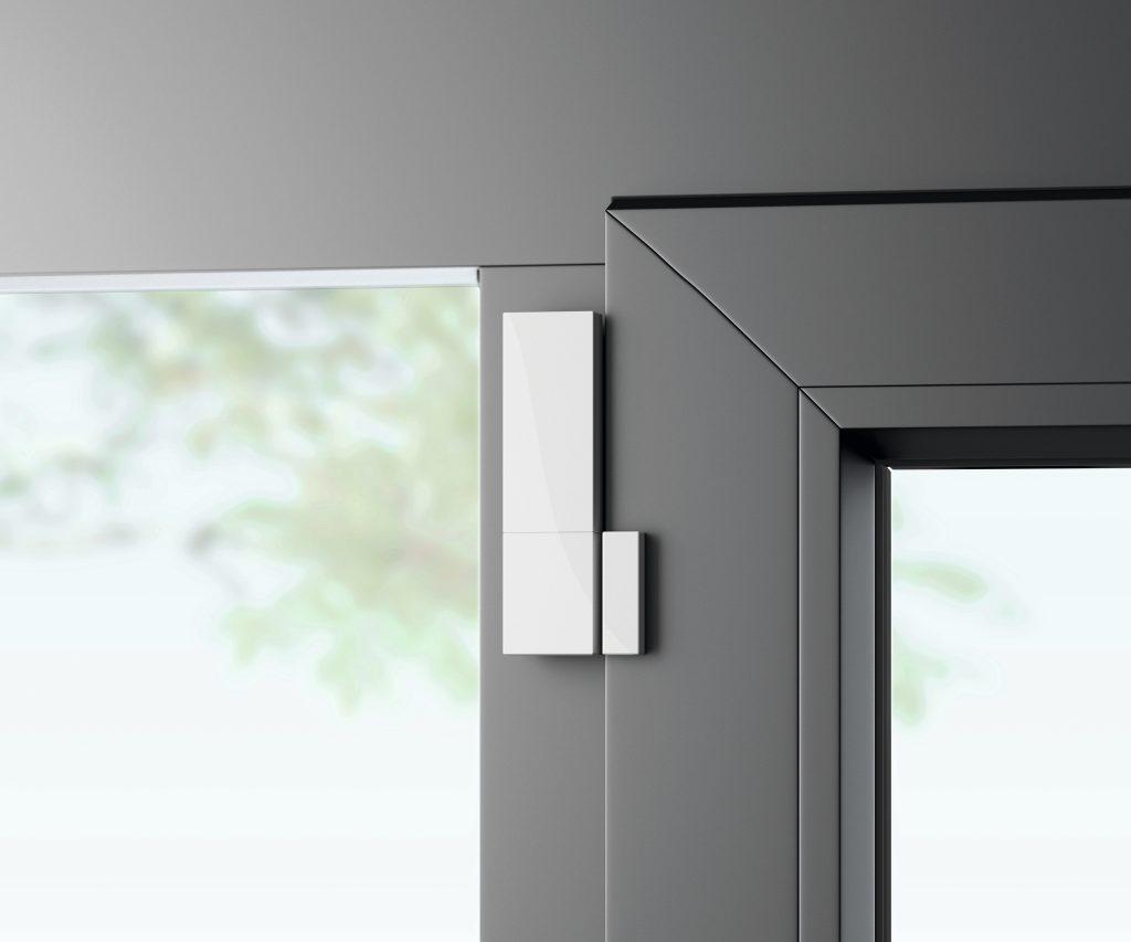 Gira Alarmsystem Alarm Connect Schutz der Fenster