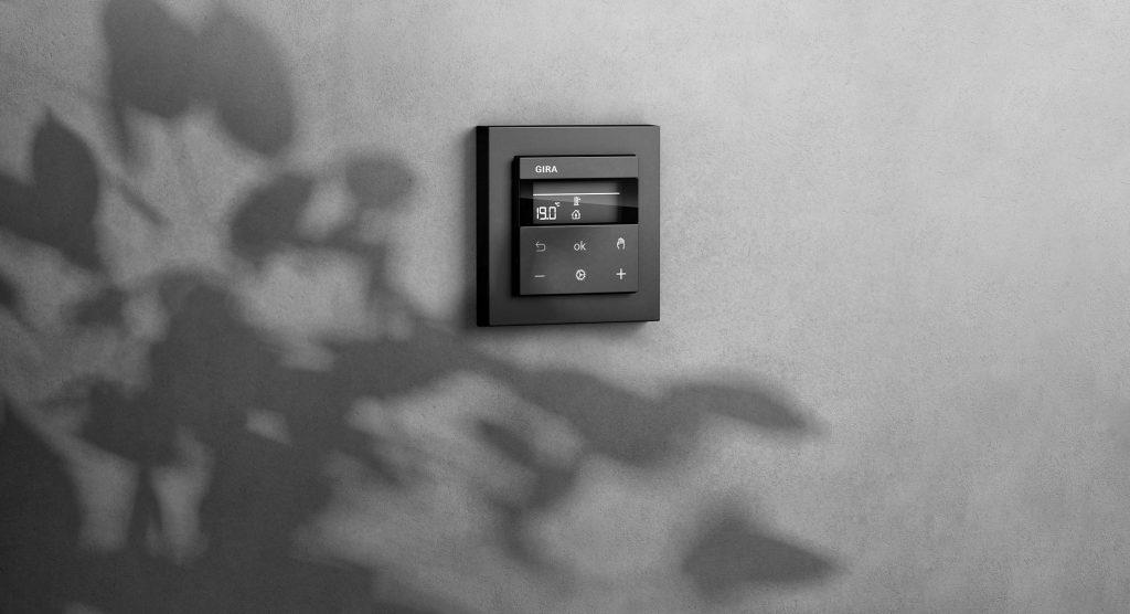 Gira System 3000 Raumtemperaturregelung 02