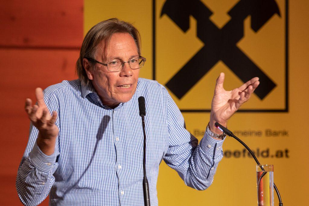 Harald Welzer Seefelder Tourismusgespräche