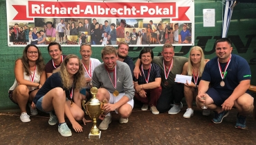 Mixed Turnier um den Richard-Albrecht-Pokal beim WTC