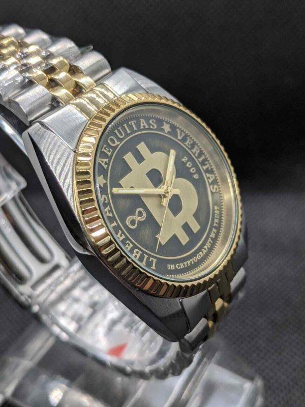 automatic bitcoin watch