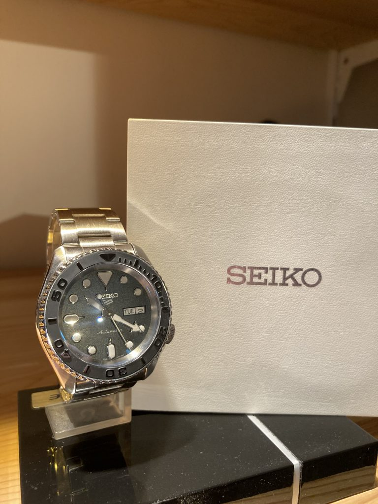Seiko SRPD55 Mod - Customer Photo of a Seiko Mod UK