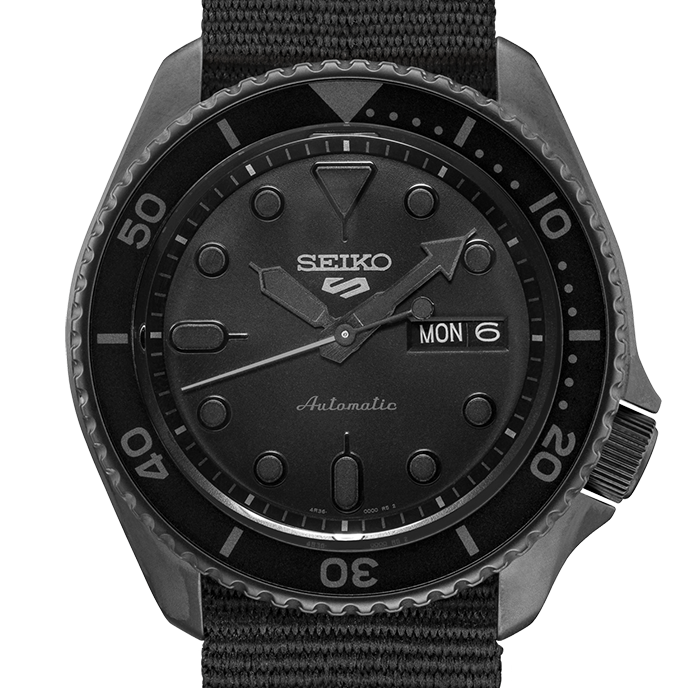 Seiko SRPD 79 - Watch Stock Image