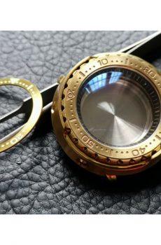 Bronze Tuna Can case Mod - seiko mods uk Parts