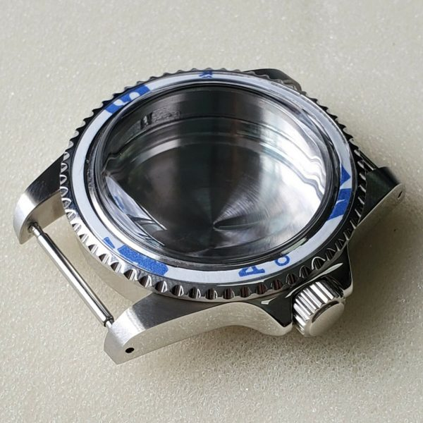 vintage style submariner case with bezel for custom watch mod wellingtime