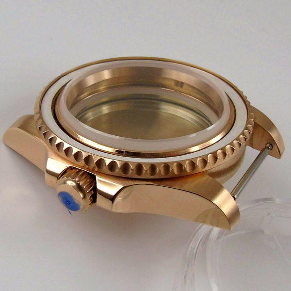 Rose Gold Submariner Case
