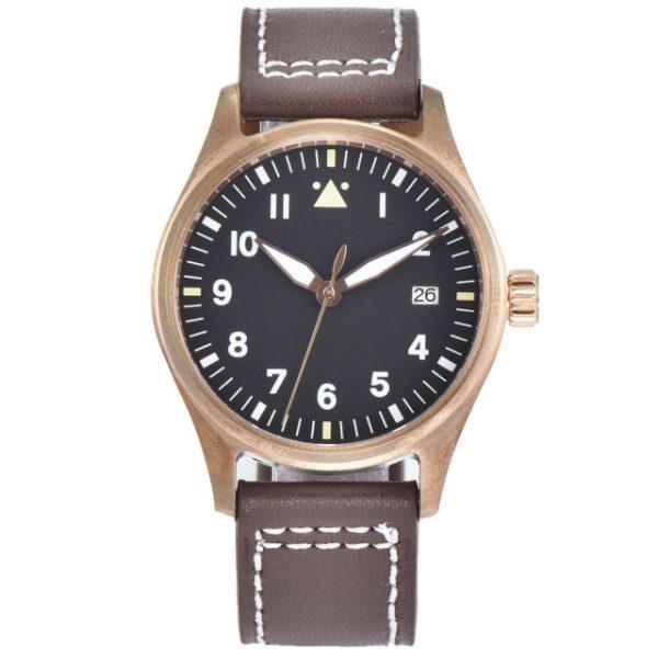 Bronze Pilot Watch