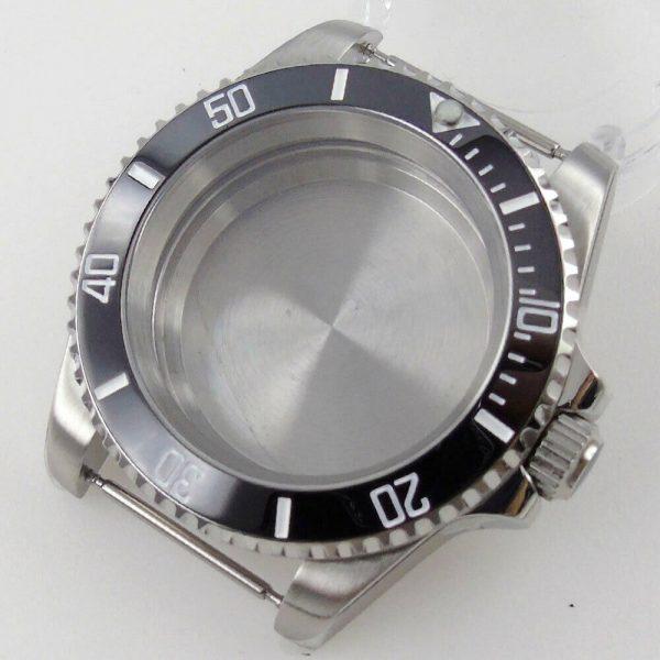 submariner case black bezel no cyclops
