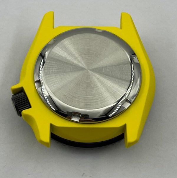 Yellow Cerakote SKX case