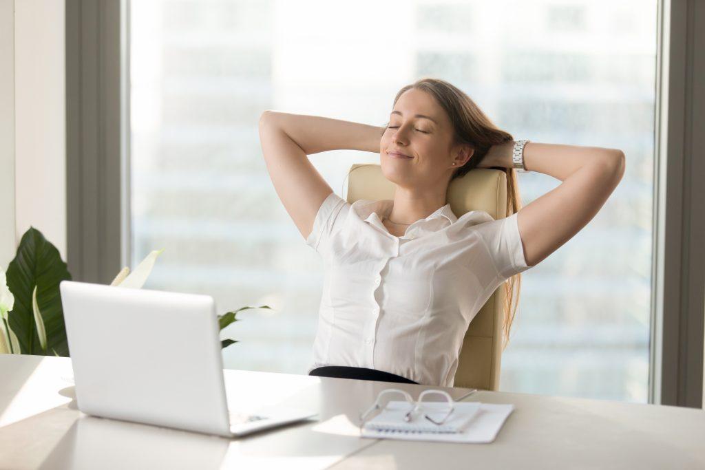 mindfulness på jobbet