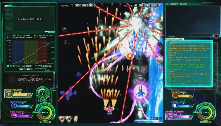 Raiden V screenshot from Humble Choice April