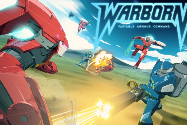 Warborn Key Art