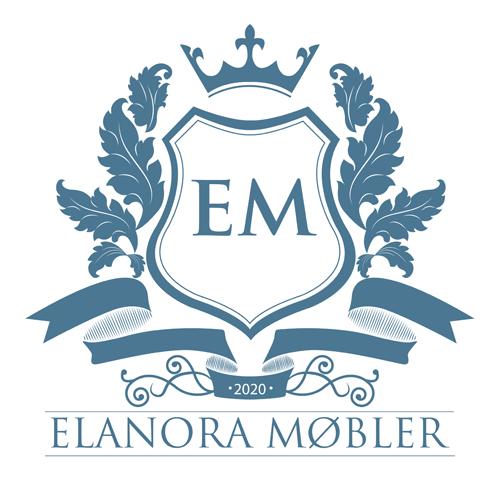 Elanora_Moebler_logo_blaa