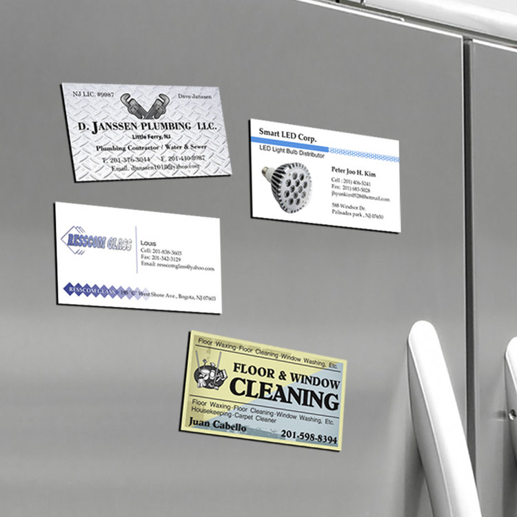 Magnetic Business Card