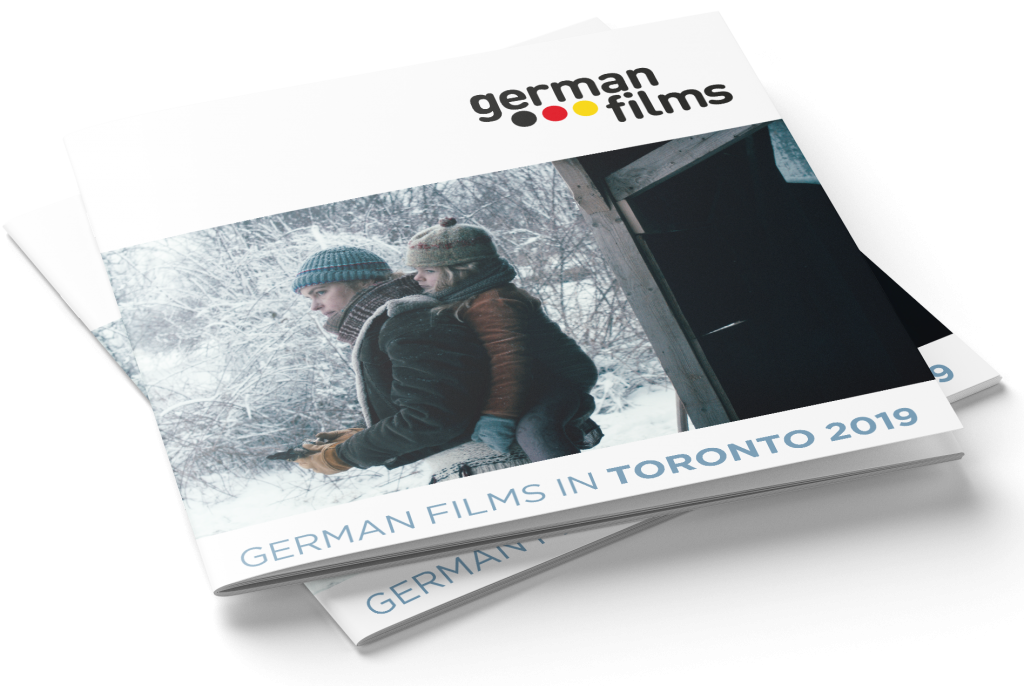Editorial Design German Films in Toronto