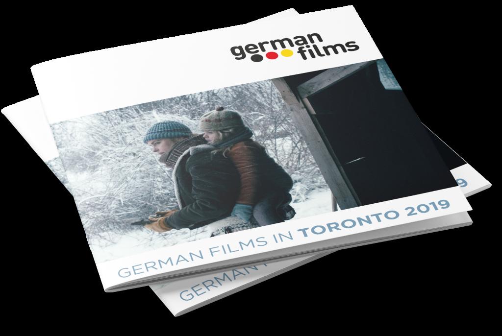 Editorial Design German Films in Toronto