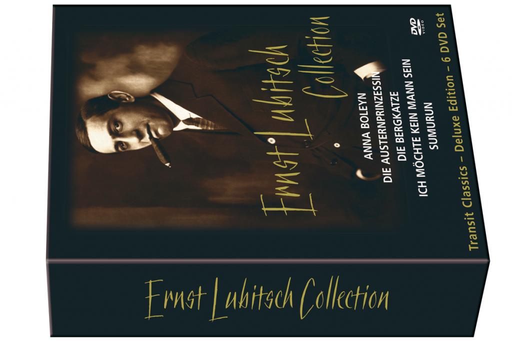 Ernst Lubitsch DVD Collection