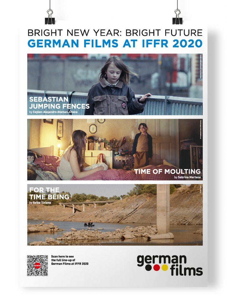 German Films Anzeige IFFR