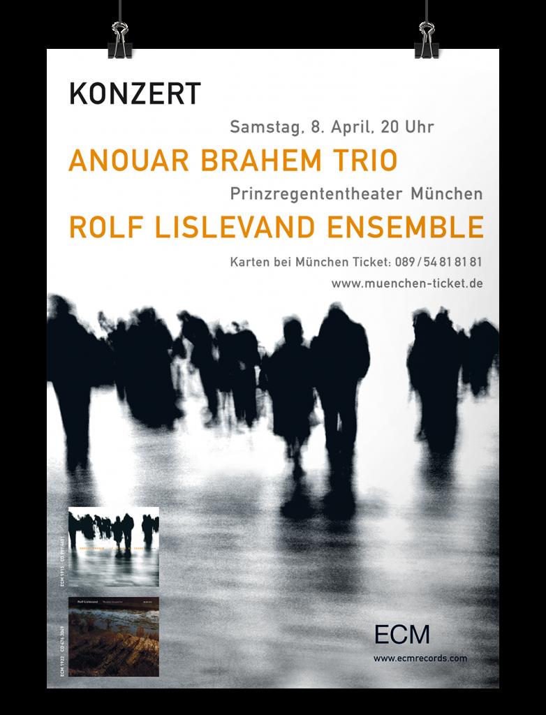 Plakat Konzert Brahem