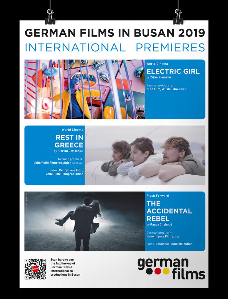 Anzeige German Films Busan