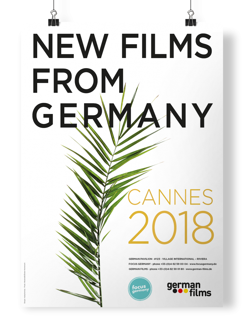 Poster Cannes 2018 triptychon corporate communications