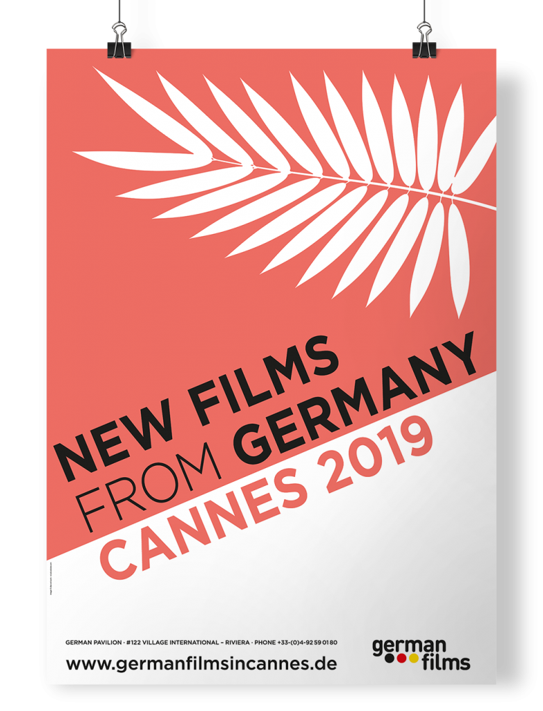 Poster Cannes 2019 triptychon corporate communications