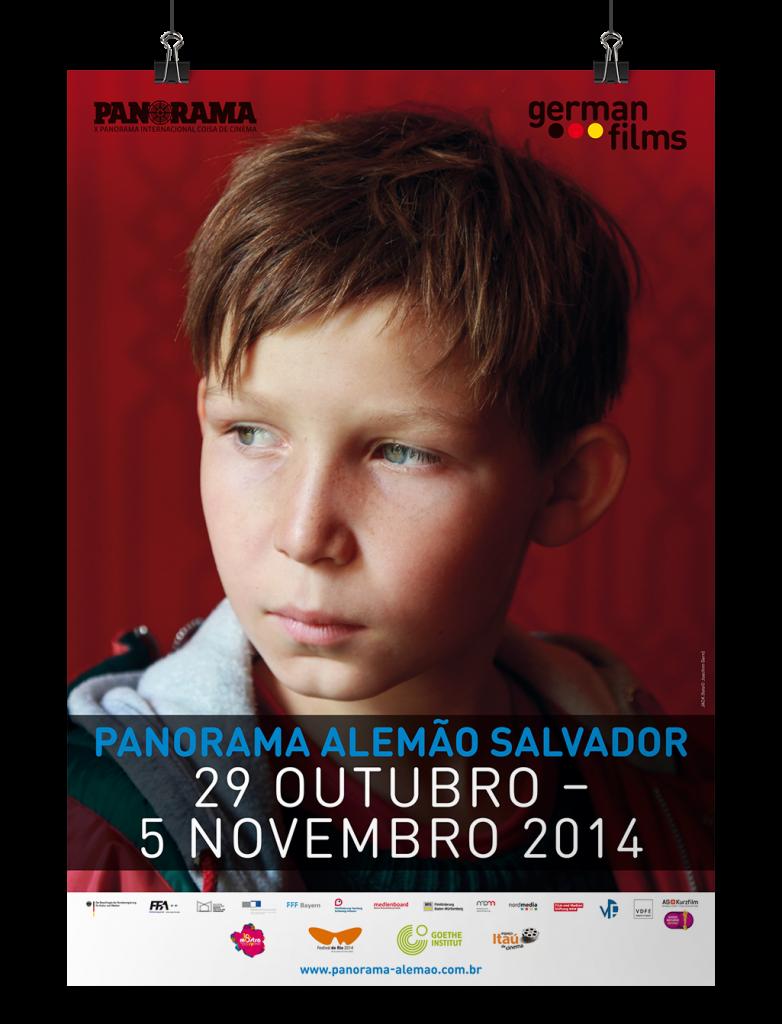 Poster German Films Salvador