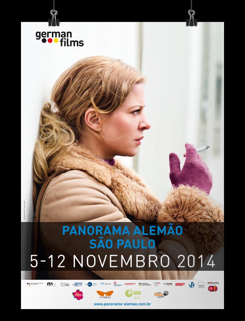 Poster German Films Sao Paulo