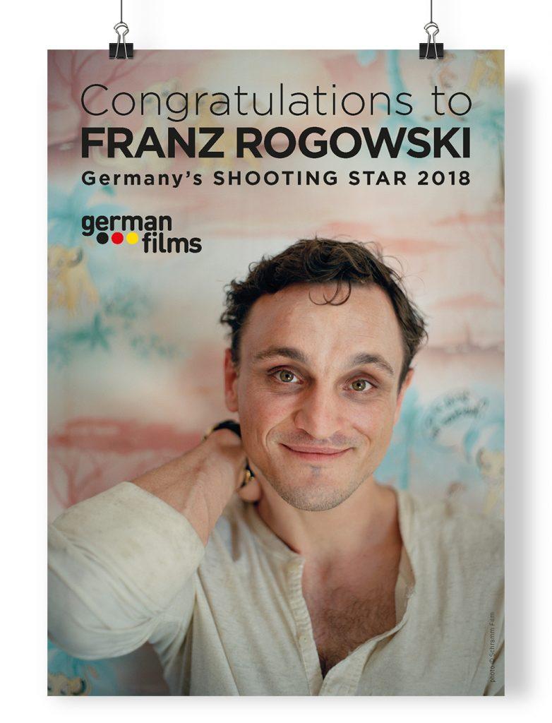 Anzeige Shooting Stars 2018