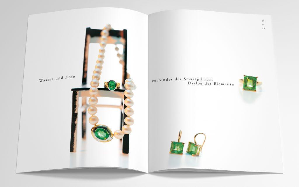 Editorial Design Werner Schauer Pullach