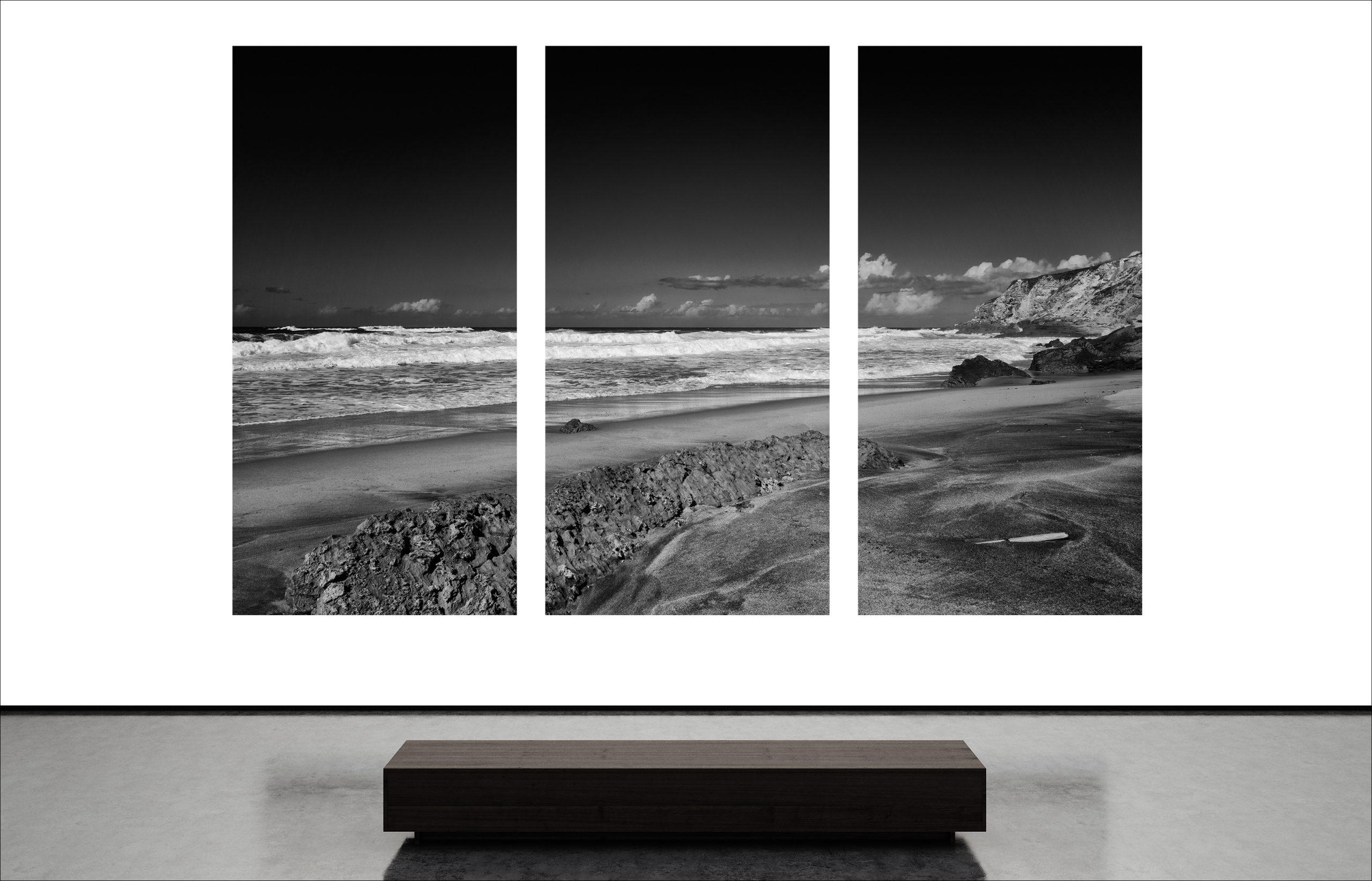 """Triptychon """"Praia"""" werbeagentur-pullach"""