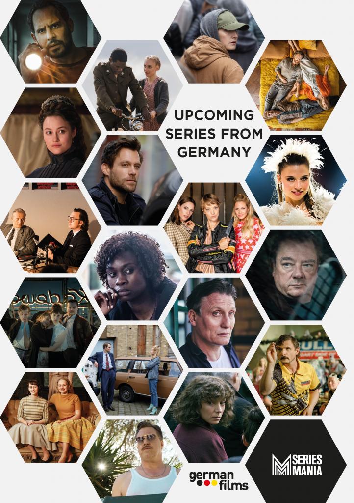 German Films - Seriesmania 2021