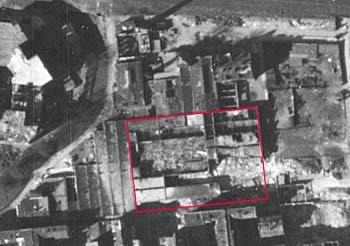 Werkhalle Wiesenburg - post WW II